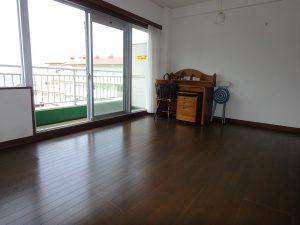 千葉県館山市洲崎のマンション、洲崎ロイヤル、海が見える別荘、ちょうど良いサイズ感かも
