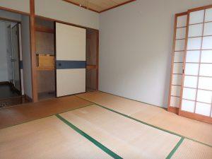 千葉県館山市洲崎のマンション、洲崎ロイヤル、海が見える別荘、ご家族でいかがでしょう