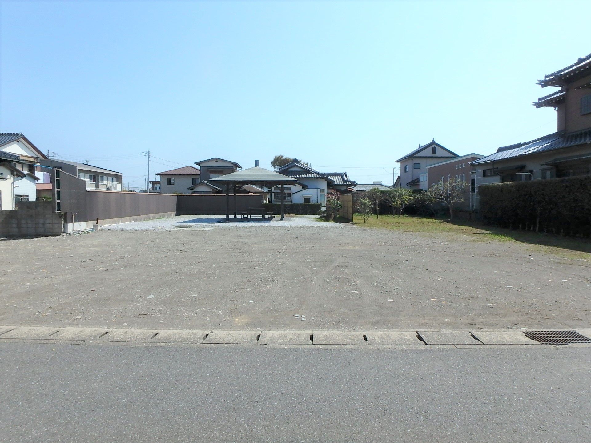 千葉県館山市北条の不動産、売地、海近く、ご商談中