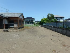 千葉県館山市国分の不動産、土地、別荘用地、理想の家が建ちますね
