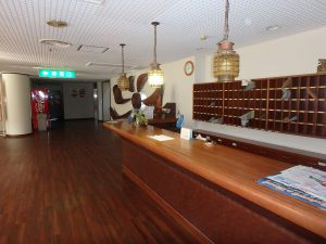 千葉県館山市洲崎のマンション、洲崎ロイヤル、海が見える別荘、A棟専用のレターBOX