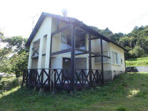 千葉県鴨川市二子の不動産、海が見える別荘、二子棚田、おしゃれ、豊かな自然に囲まれた別荘