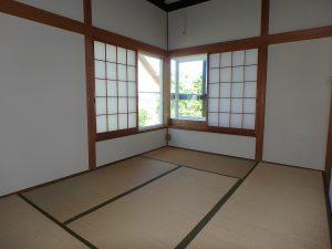 千葉県鴨川市二子の不動産、海が見える別荘、二子棚田、おしゃれ、和の落ち着きを感じる