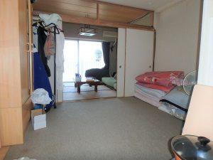 千葉県鴨川市江見青木の不動産、マンション、南鴨川シーハイツ、海望む、縦に2部屋です