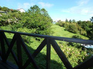 千葉県鴨川市二子の不動産、海が見える別荘、二子棚田、おしゃれ、緑が眩しい自然環境