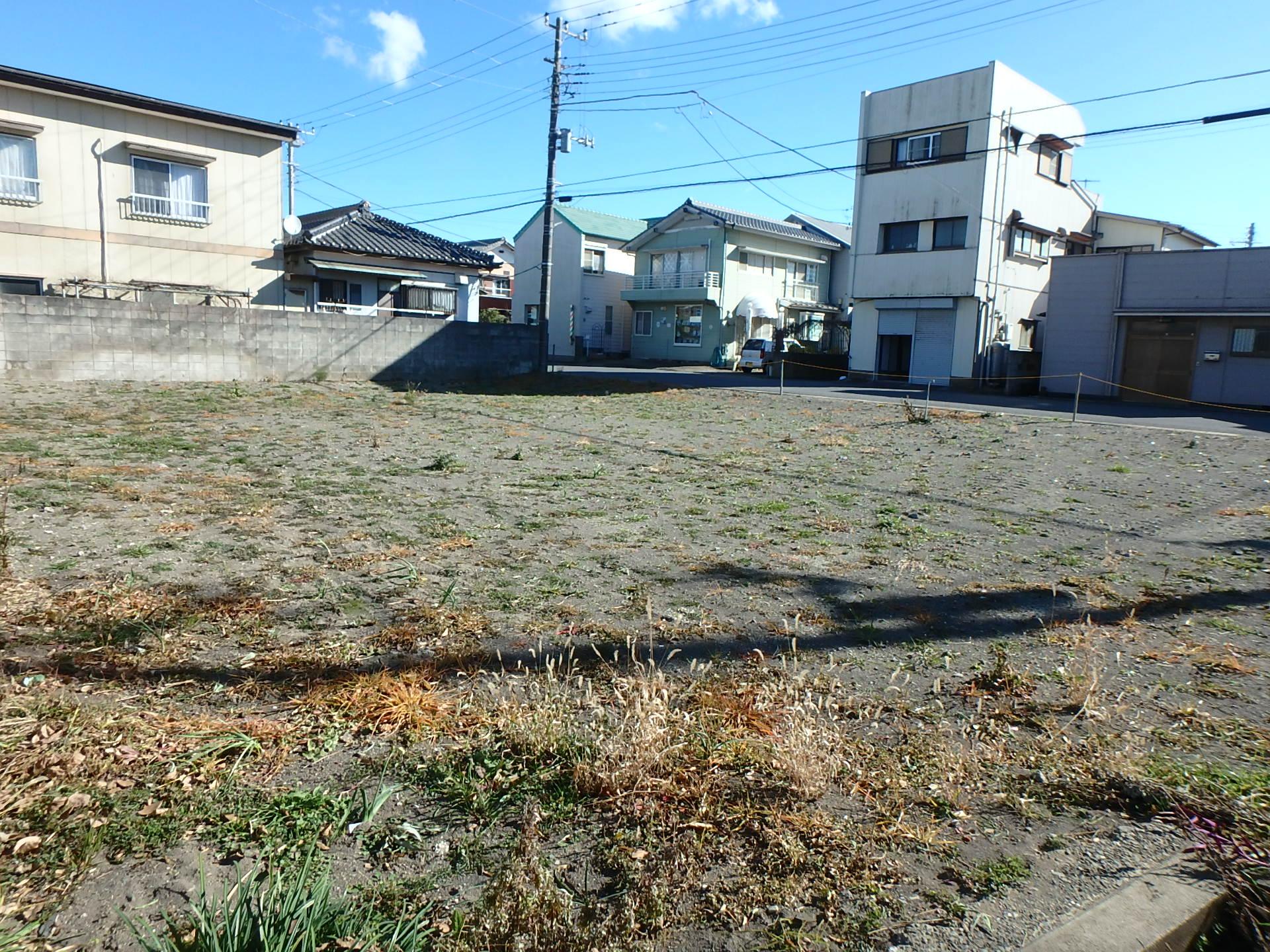 千葉県館山市館山の不動産、海が近い土地、ご商談中