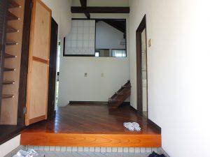 千葉県鴨川市二子の不動産、海が見える別荘、二子棚田、おしゃれ、おじゃまします