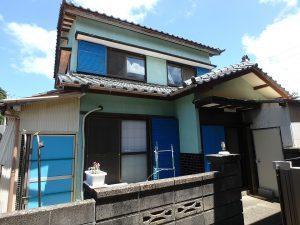 千葉県安房郡鋸南町勝山の不動産、中古住宅、海が近い、釣り別荘、お手頃な海近くの5DK