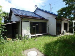 千葉県館山市上真倉の不動産、中古住宅、平家、田舎暮らし、移住に人気の平屋住宅