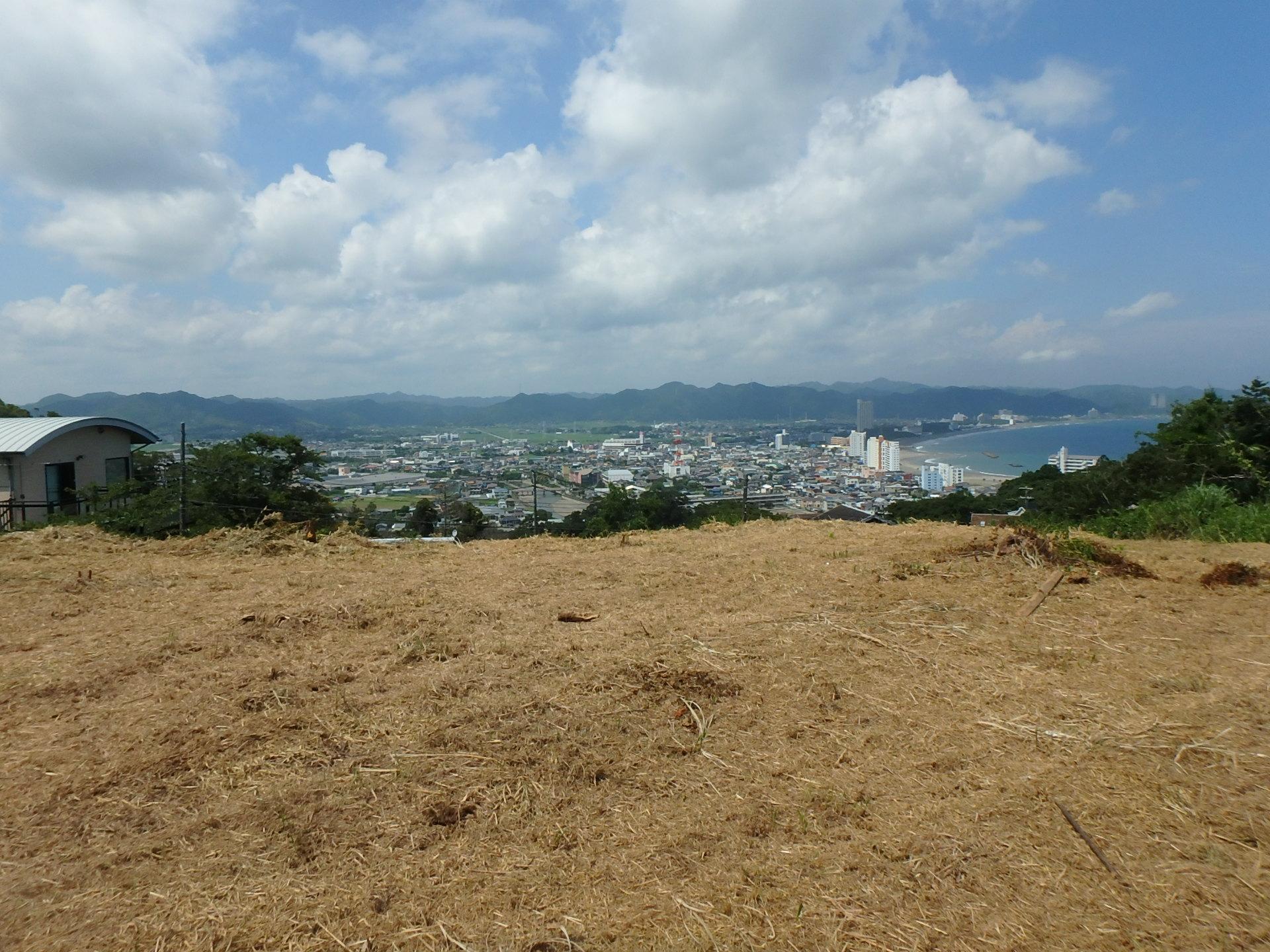 千葉県鴨川市貝渚の不動産、海が見える土地、新着