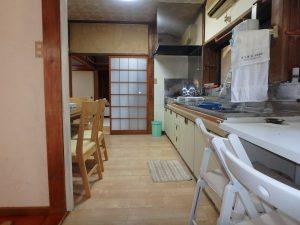 千葉県安房郡鋸南町勝山の不動産、中古住宅、海が近い、釣り別荘、少し手を入れた感じ