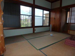 千葉県安房郡鋸南町勝山の不動産、中古住宅、海が近い、釣り別荘、隣の6帖和室