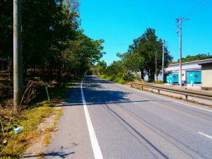 千葉県君津市山滝野の土地、山林、キャンプ、事業用、道路幅員も広々