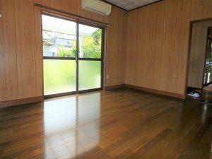 千葉県館山市上真倉の不動産、中古住宅、平家、田舎暮らし、昭和感あるけどキレイ