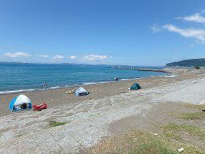 千葉県安房郡鋸南町勝山の不動産、中古住宅、海が近い、釣り別荘、海遊びは竜島海岸へ