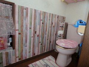 千葉県鴨川市太尾の不動産、戸建て、鴨川移住、2階のトイレです