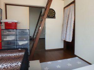 千葉県鴨川市太尾の不動産、戸建て、鴨川移住、隣接に同スタイルの洋室
