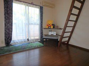千葉県鴨川市太尾の不動産、戸建て、鴨川移住、両部屋ともロフト付き
