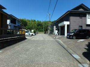千葉県鴨川市太尾の不動産、戸建て、鴨川移住、7軒のミニ分譲地です
