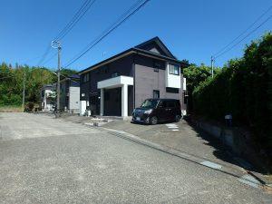 千葉県鴨川市太尾の不動産、戸建て、鴨川移住、駐車は頑張れば3台