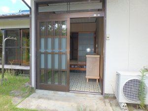 千葉県館山市上真倉の不動産、中古住宅、平家、田舎暮らし、室内のようすをご紹介