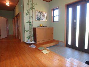 千葉県館山市神余の不動産、平家別荘、敷地広い、ドッグラン、和の感じが落ち着きます