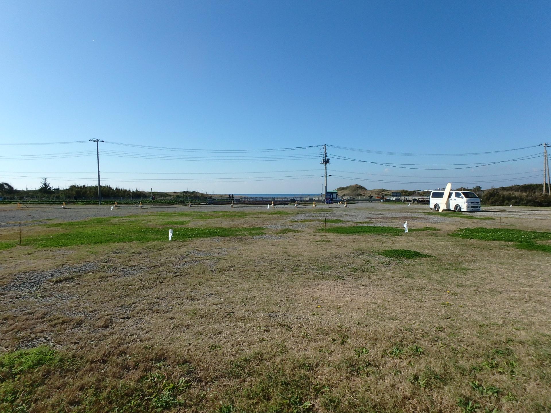 千葉県館山市佐野の不動産、海前の広大地、平砂浦の物件、海が見える物件、ご商談中