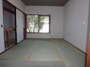 千葉県富津市六野の不動産、田舎暮らし向き平家、移住、畳は表替え済み