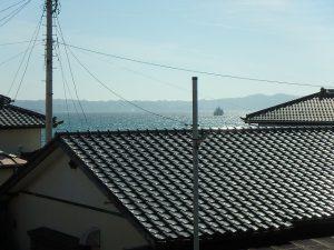 千葉県館山市船形の不動産、リフォーム済み戸建て、釣りの拠点、海も微かに見える