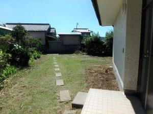 千葉県富津市六野の不動産、田舎暮らし向き平家、移住、最後に外回りを少しご紹介