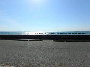 千葉県館山市船形の不動産、リフォーム済み戸建て、釣りの拠点、歩いて1分で海岸到着