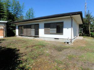 千葉県富津市六野の不動産、田舎暮らし向き平家、移住、暮らしやすい平家住宅です