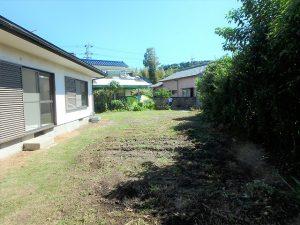 千葉県富津市六野の不動産、田舎暮らし向き平家、移住、ちょうど良いサイズ感