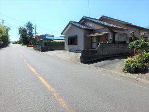 千葉県富津市六野の不動産、田舎暮らし向き平家、移住、房総への移住にどうぞ!