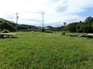 千葉県館山市犬石の不動産、土地、広い土地、別荘用地、ログハウス用地、愛犬のドッグランとしても