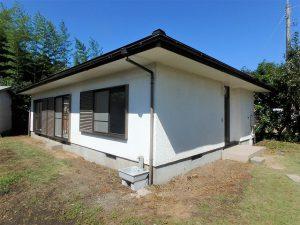 千葉県富津市六野の不動産、田舎暮らし向き平家、移住、室内はリフォーム済