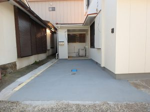 千葉県館山市船形の不動産、リフォーム済み戸建て、釣りの拠点、駐車は1台分