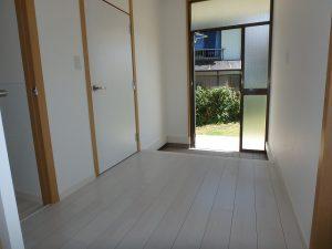 千葉県富津市六野の不動産、田舎暮らし向き平家、移住、ホールもゆったりめ
